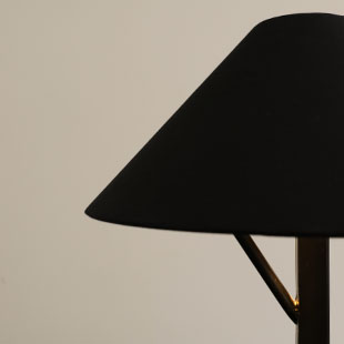 step object lamp